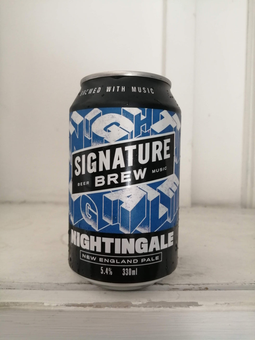 Signature Brew Nightingale 5.4% (330ml can)