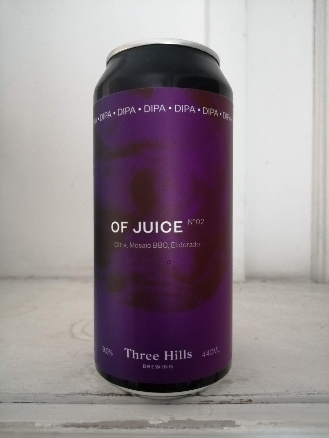 Three Hills Of Juice No2 9% (440ml can)