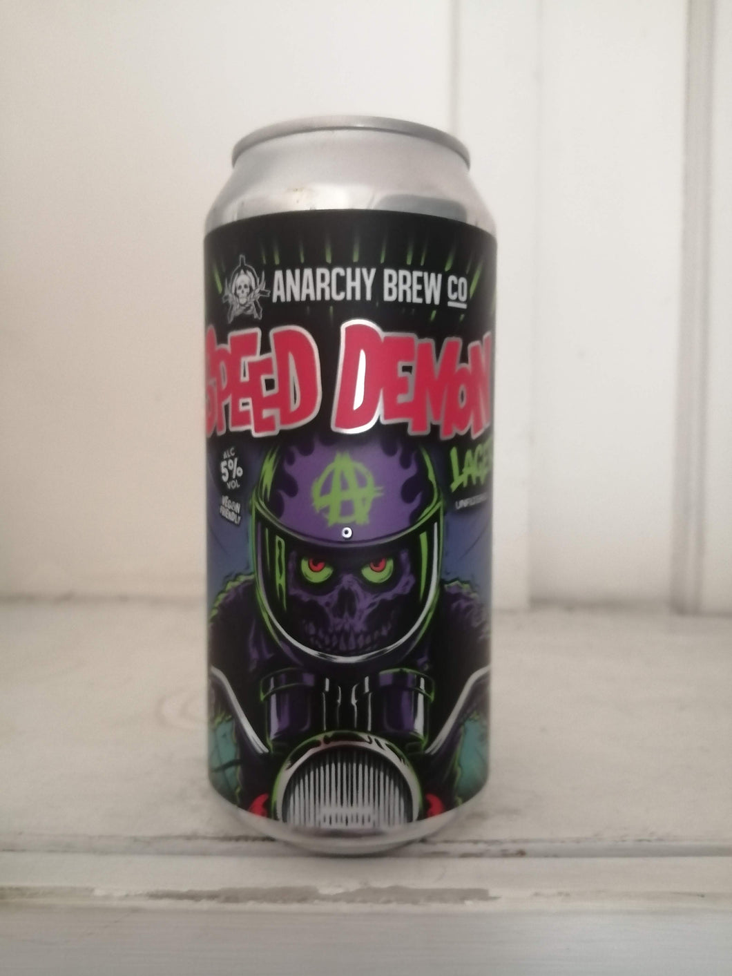 Anarchy Speed Demon 5% (440ml can)