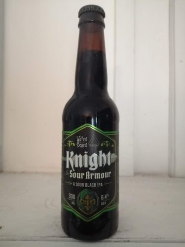 Weird Beard Knight In Sour Armour 6.4% (330ml bottle)