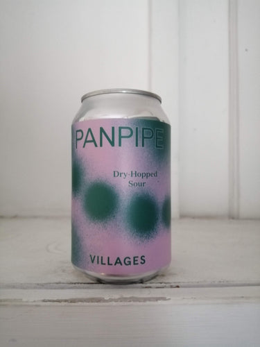 Villages Panpipe 4.6% (330ml can)