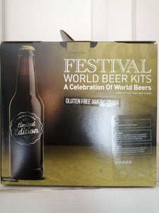 Festival Gluten Free American IPA World Beer Kit