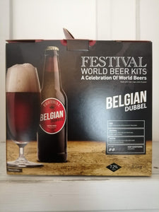 Festival Belgian Dubbel World Beer Kit
