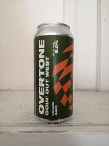 Overtone Goin' Out West 8% (440ml can)