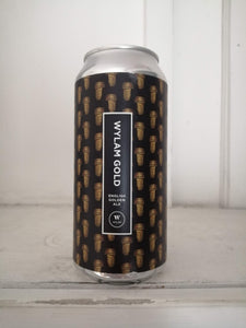 Wylam Gold 4% (440ml can)