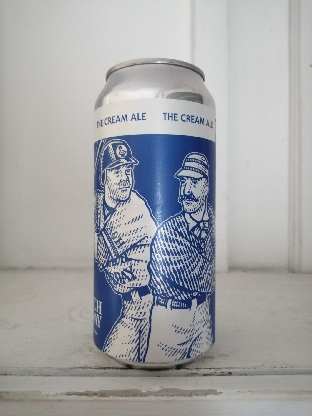 Anspach & Hobday The Cream Ale 4.5% (440ml can)