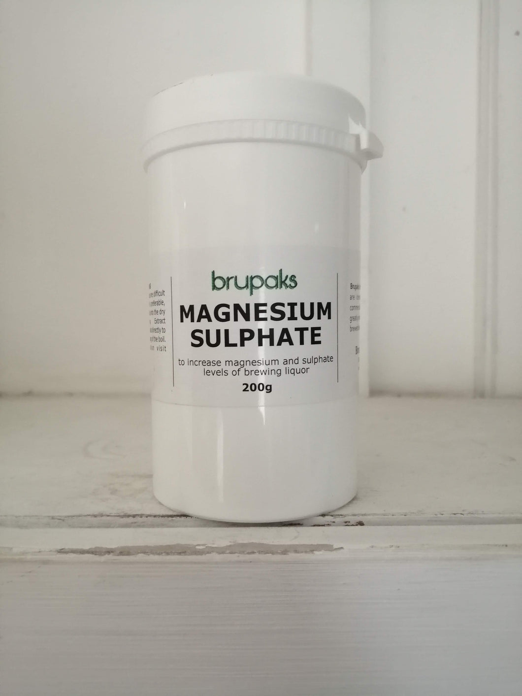 Magnesium Sulphate (200g)