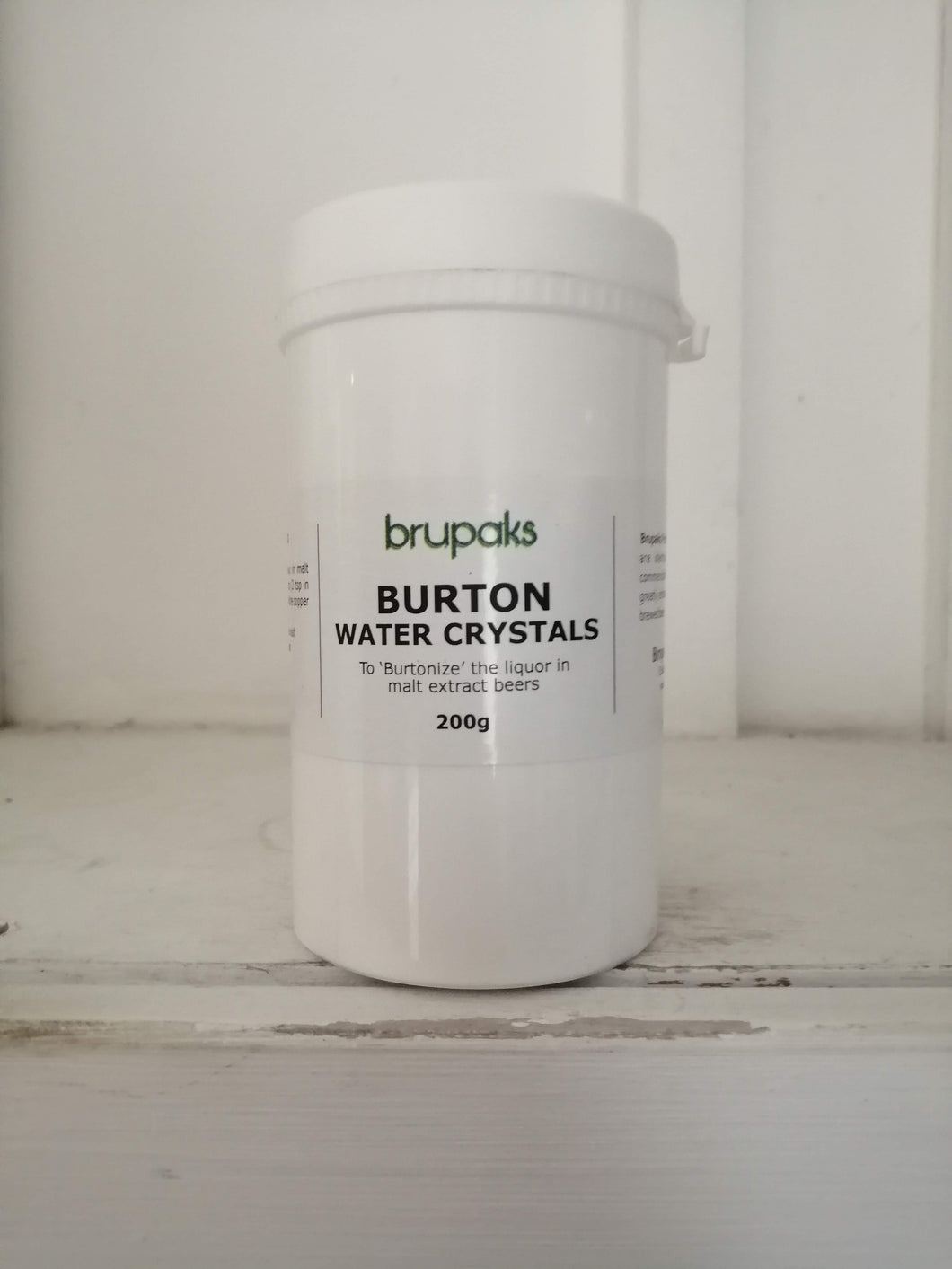 Burton Water Crystals (200g)