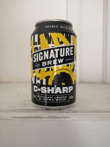 Signature Brew C-Sharp 4.5% (330ml can)