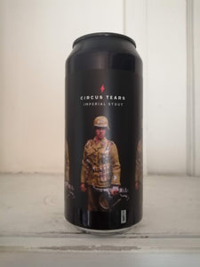 Garage Circus Tears 10.1% (440ml can)