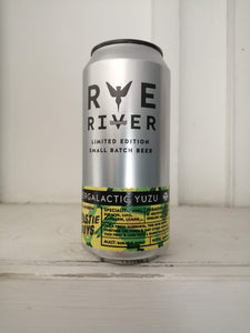 Rye River Intergalactic Yuzu 3.9% (440ml can)