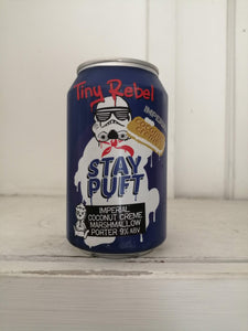 Tiny Rebel Imperial Coconut Creme Stay Puft 9% (330ml can)