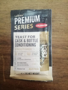 Lallemand CBC-1 Cask & Bottle Conditioning Yeast (11g)