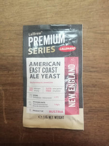 Lallemand New England American East Coast Ale Yeast (11g)