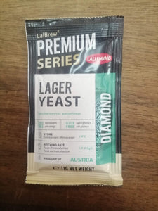 Lallemand Diamond Lager Yeast (11g)