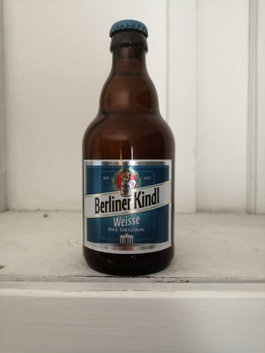 Berliner Kindl Weisse 3% (330ml bottle)