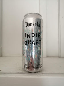 Donzoko Indie Graft 4.7% (500ml can)