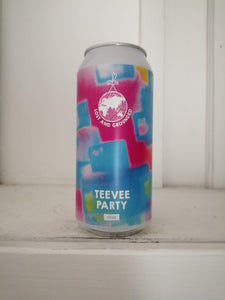 Lost & Grounded Teevee Party 4.8% (440ml can)