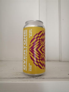 Overtone Mirabelle Plum & Ginger Gose 5% (440ml can)