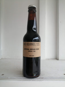 Kernel Imperial Brown Stout 9.5% (330ml bottle)