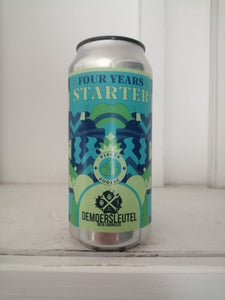 De Moersleutel Four Years Starter 8% (440ml can)
