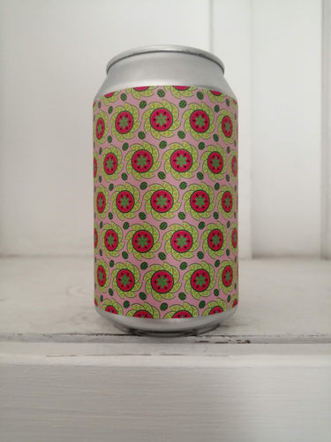 Brick Double Watermelon and Lime Gose 7% (330ml can)