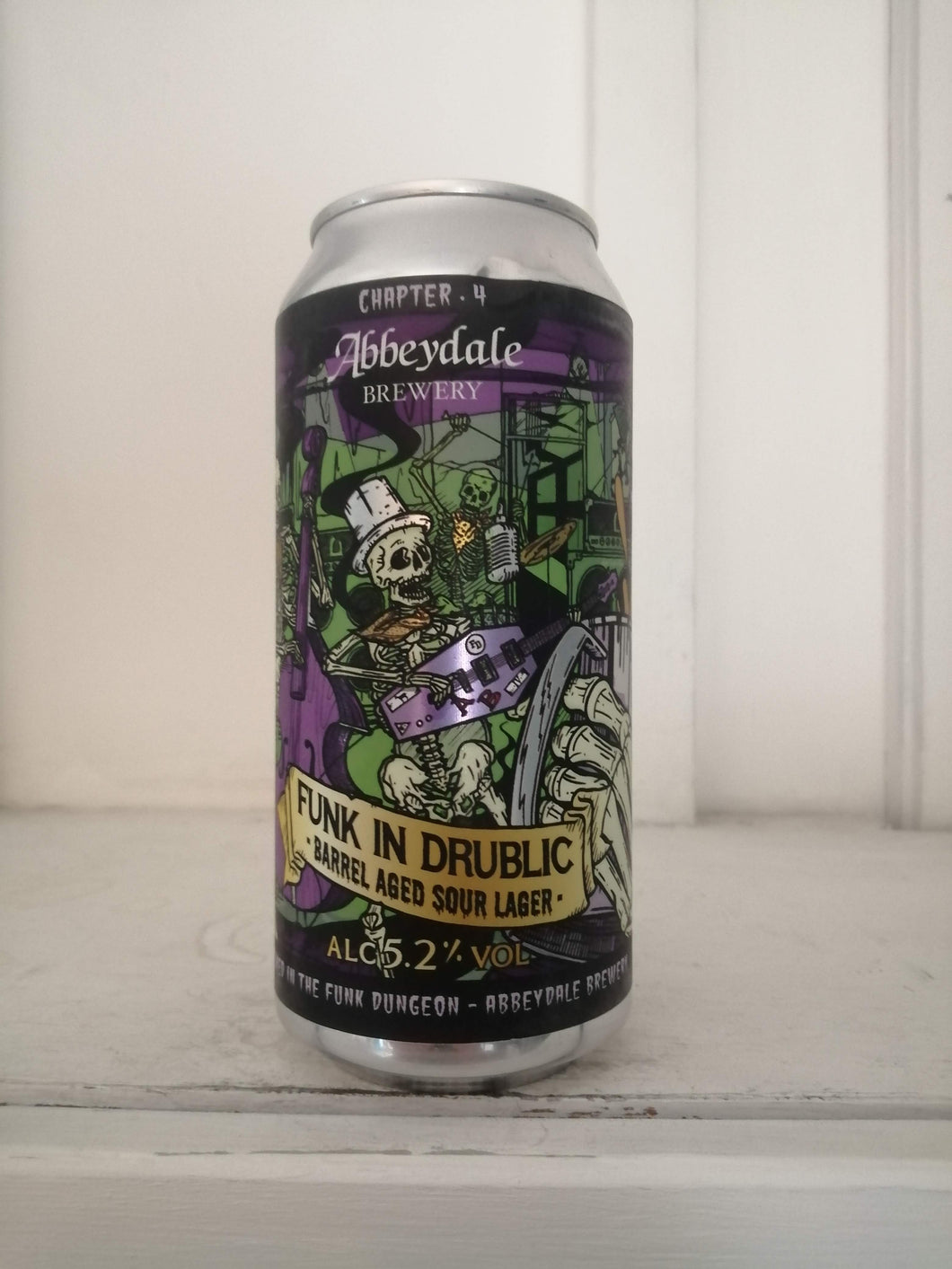 Abbeydale Funk In Drublic 5.2% (440ml can)