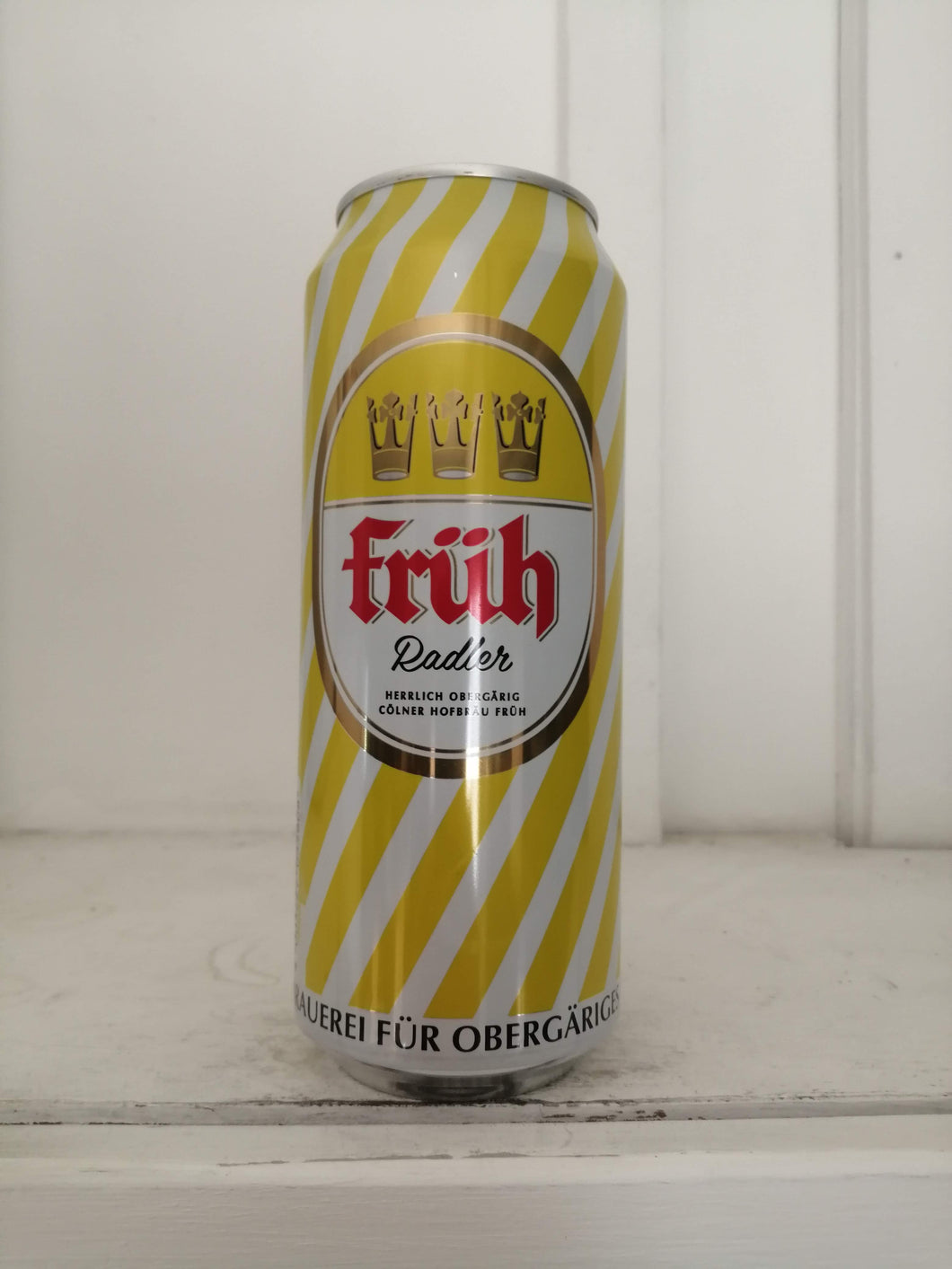 Fruh Kolsch Lemon Radler 2.5% (500ml can)