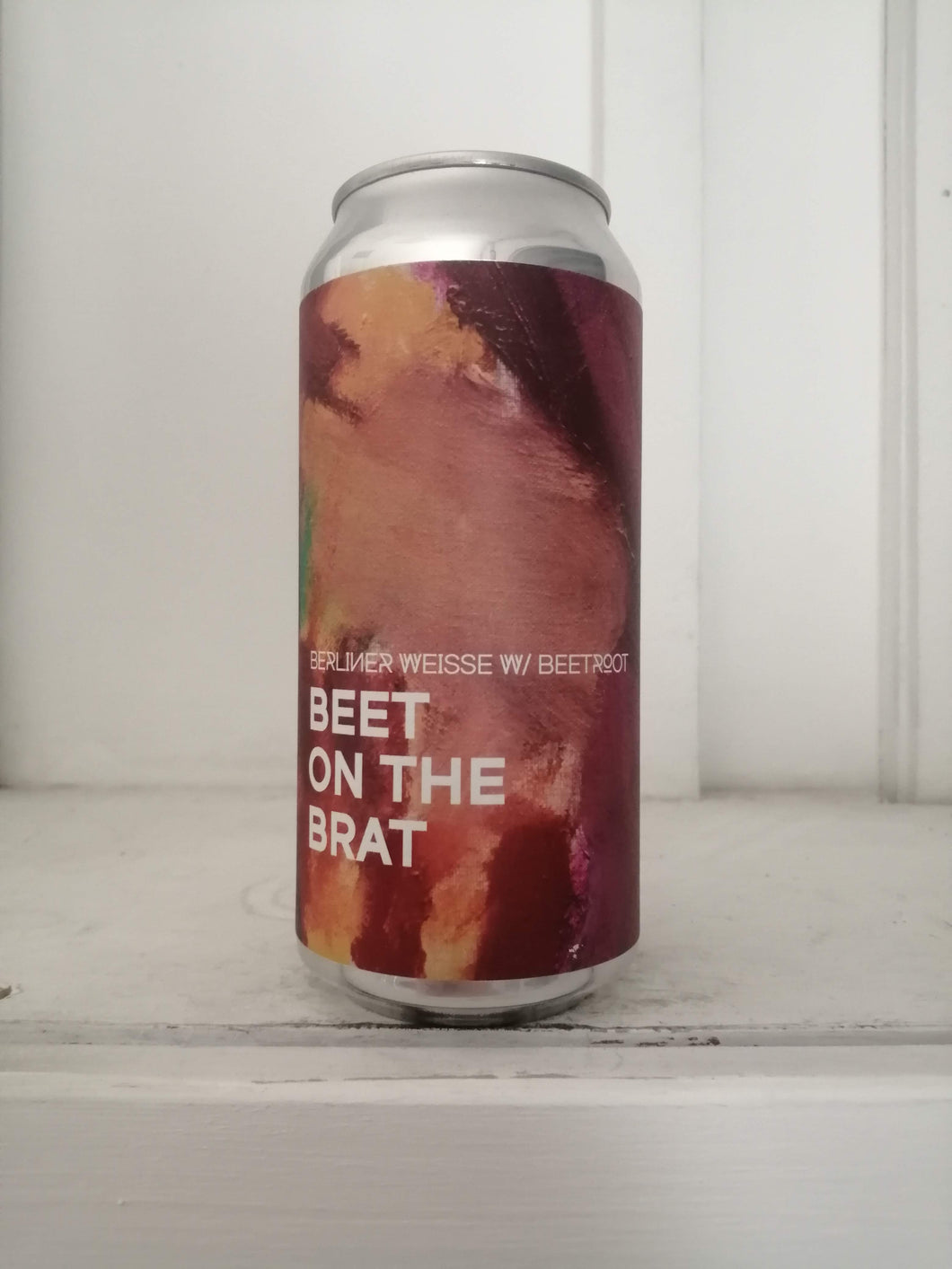 Boundary Beet On The Brat 4.5% (440ml can)