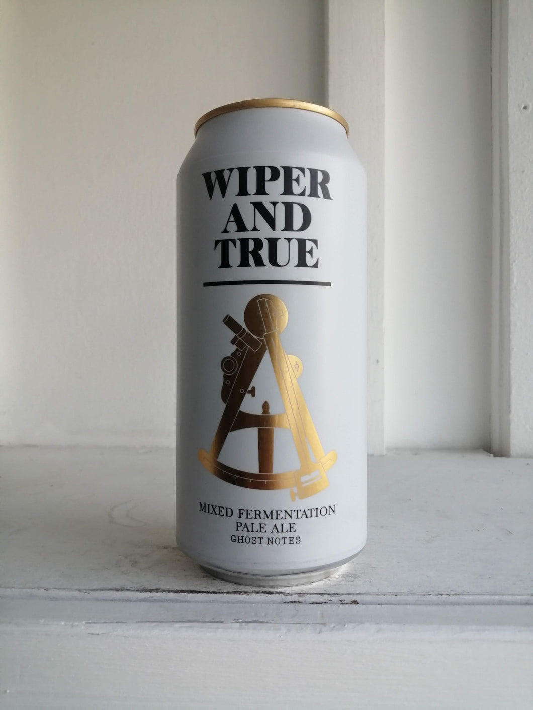 Wiper & True Ghost Notes 5.2% (440ml can)