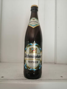 Weihenstephan Festbier 5.8% (500ml bottle)