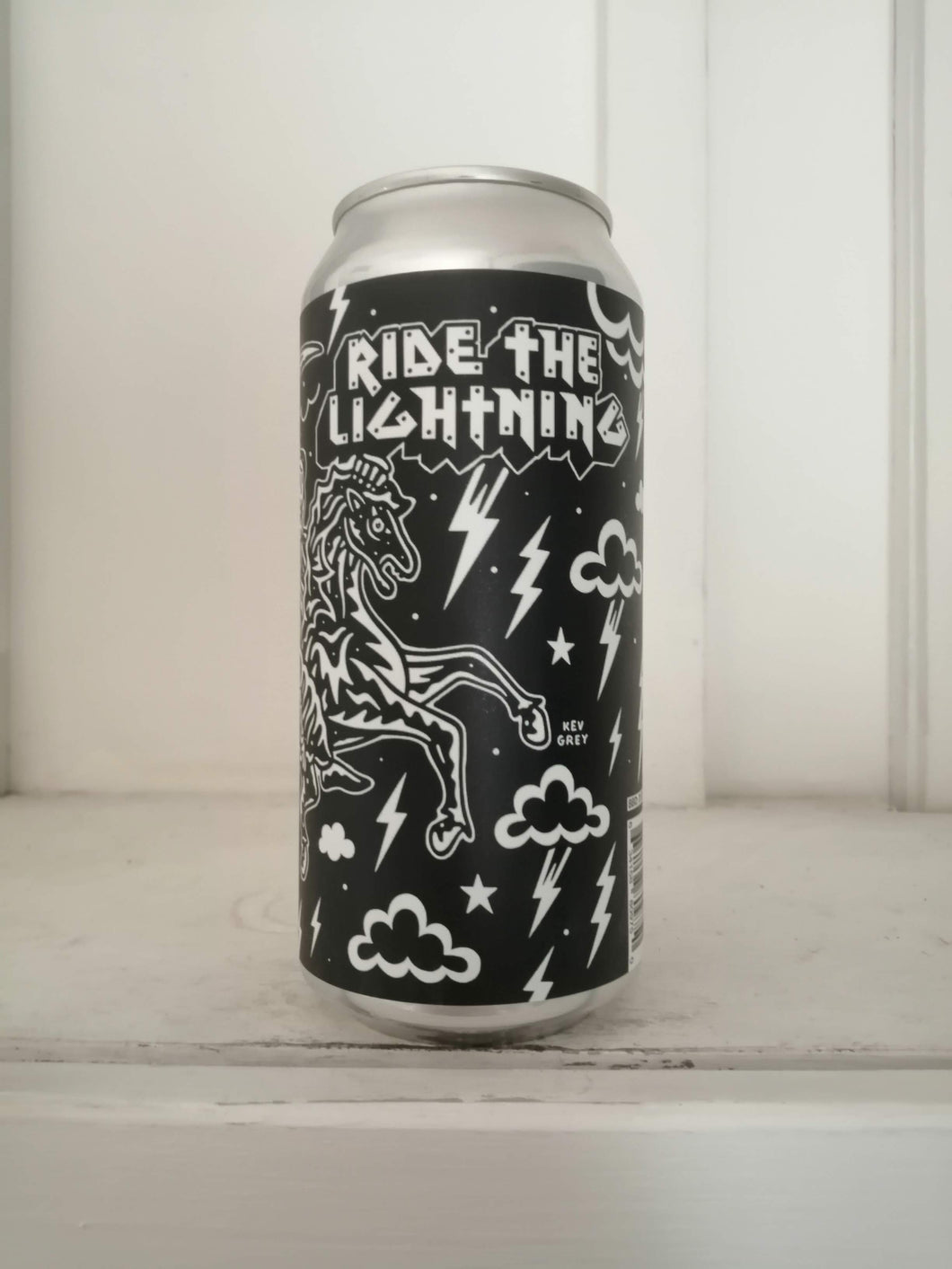 Black Iris Ride The Lightning 4.2% (440ml can)