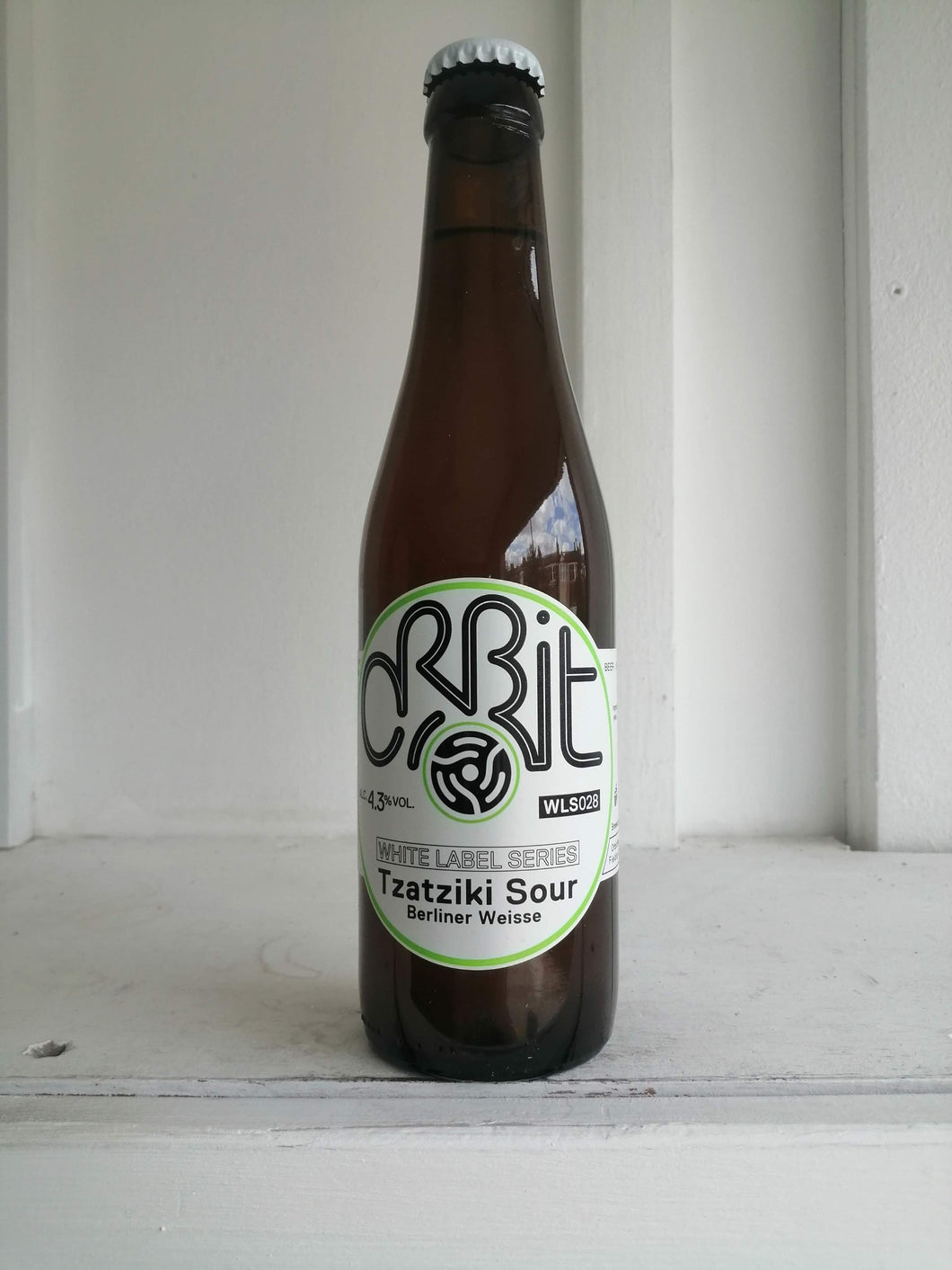 Orbit Tzatziki Sour 4.3% (330ml bottle)