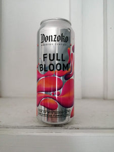 Donzoko Full Bloom 4.7% (440ml can)