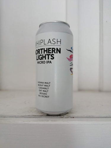 Whiplash Northern Lights 2.8% (440ml can)