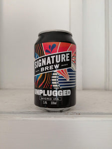 Signature Brew Unplugged 2.8% (330ml can)