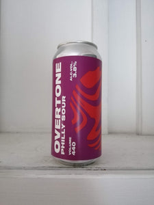 Overtone Philly Sour 3.8% (440ml can)