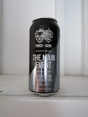 Fierce The Main Event 8.5% (440ml can)