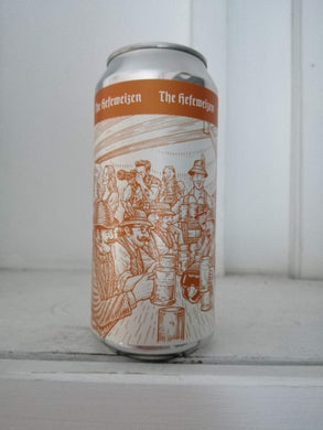 Anspach & Hobday The Hefeweizen 5% (440ml can)