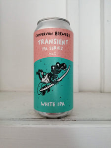 Campervan Trainsient IPA No2 White IPA 6% (440ml can)