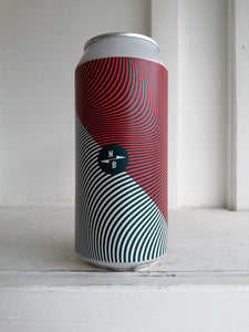 North Triple Fruited Gose Raspberry & Pear 4.5% (440ml can)