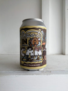 Amundsen Dessert In A Can Hazelnut Mochachino Sundae 10.5% (330ml can)