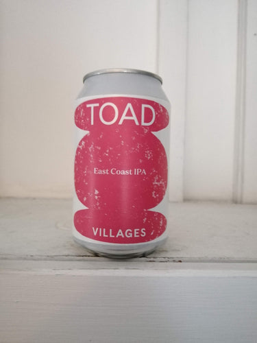 Villages Toad 6% (330ml can)