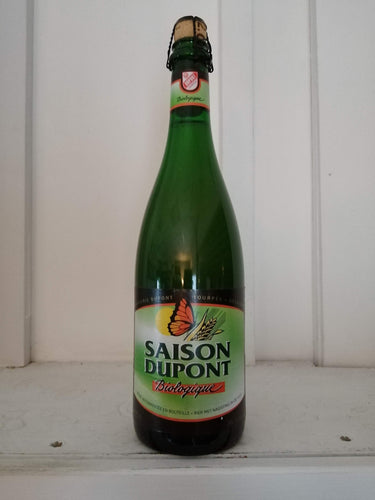 Saison Dupont Bio 5.5% (750ml bottle)