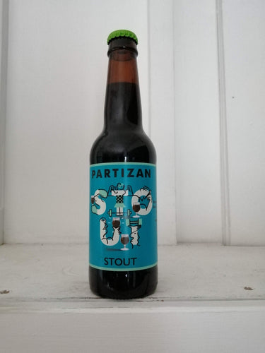 Partizan Starward Whisky Barrel Aged Stout 8.9% (330ml bottle)