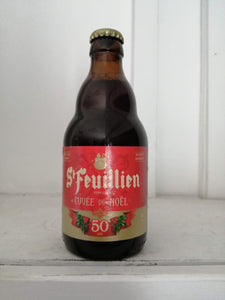St Feuillien Cuvee De Noel 9% (330ml bottle)