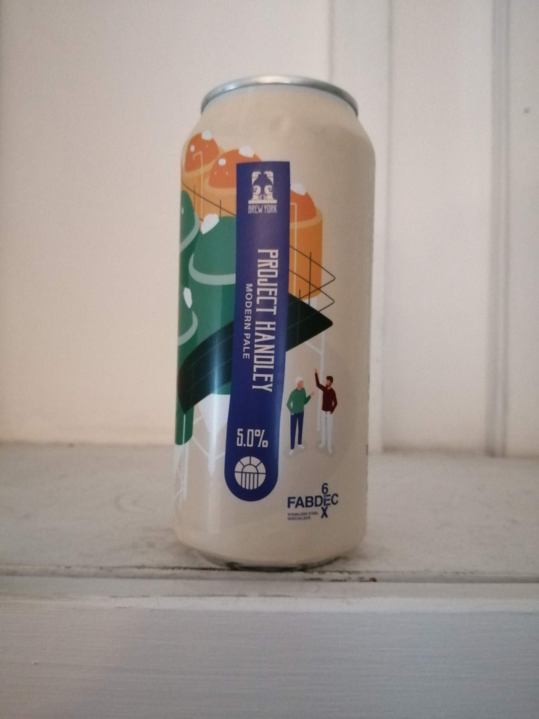 Brew York Project Handley 5% (440ml can)