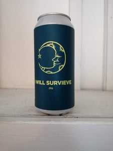Pomona Island I Will Survieve 6.5% (440ml can)