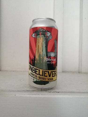 Abbeydale Unbeliever Winter Berry Sour 4.5% (440ml c an)