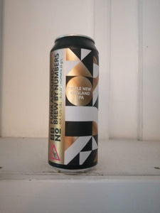 Funky Fluid Funk Around: Brew By Numbers 9.2% (500ml can)